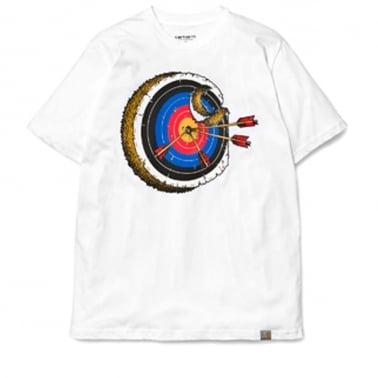 Bullseye T-shirt - White