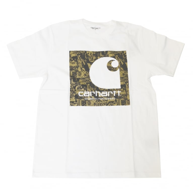 Carhartt WIP C Collage T-Shirt