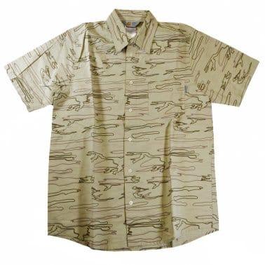 Camo Lines Shirt
