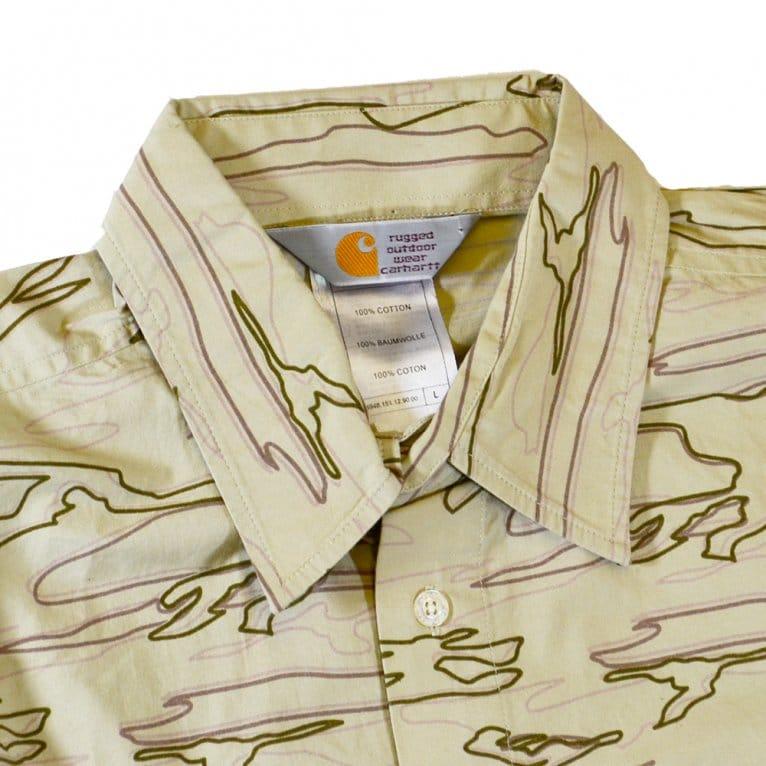 Carhartt WIP Camo Lines Shirt