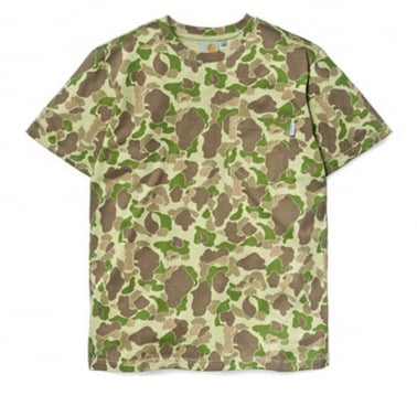 Camo Pocket T-shirt - Camo Outdoor