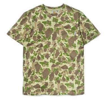 Camo Pocket T-shirt - Camo Outdoor