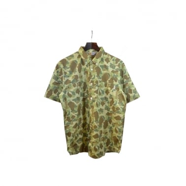 Camo S/S Shirt - Camo Outdoor