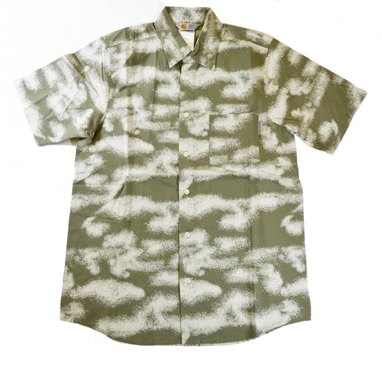 Carhartt WIP Camo Spray Shirt