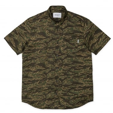 Camo Tiger Shirt - Laurel