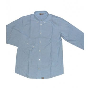 Carhartt Button Down Sht Blue