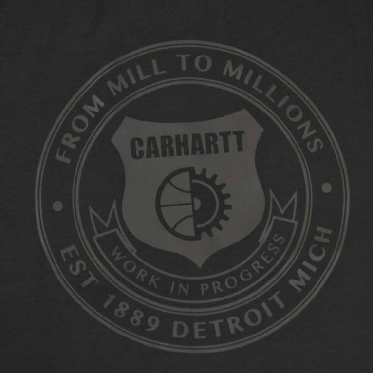 Carhartt WIP Carhartt Seal Tee - Black