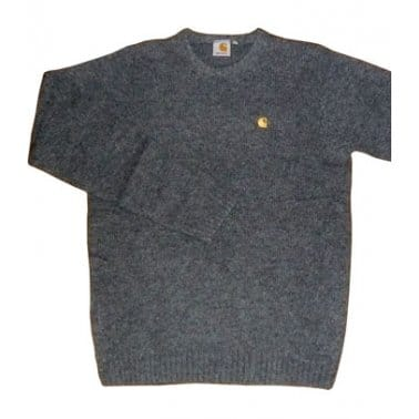 Carhartt University Swt Dark Grey