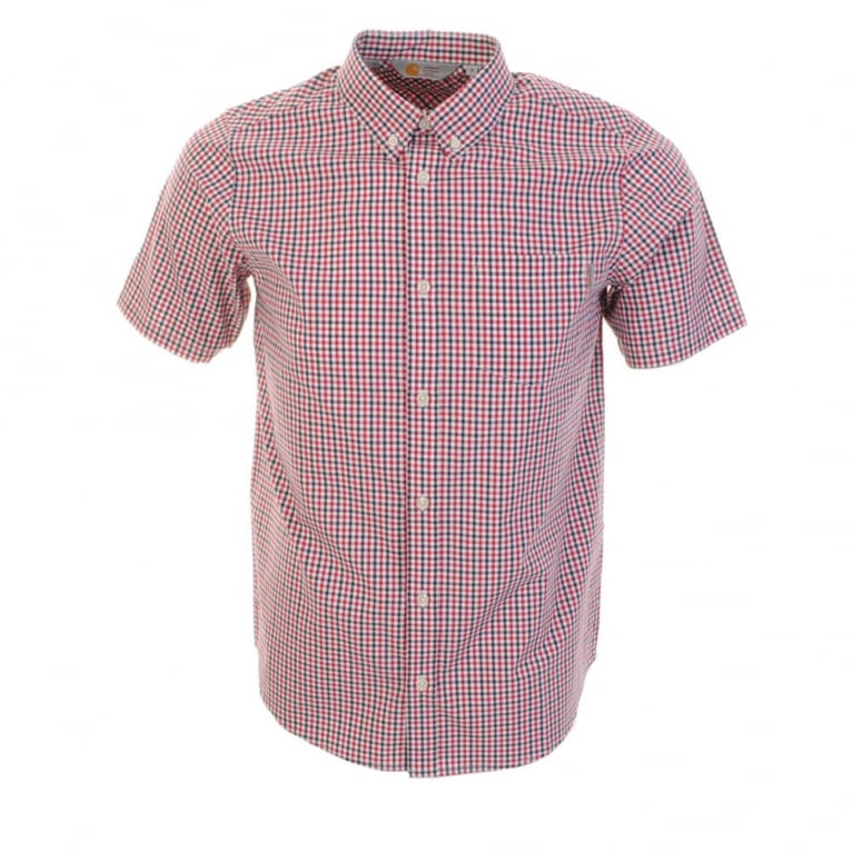 Carhartt WIP Carlton Shirt - Alabama