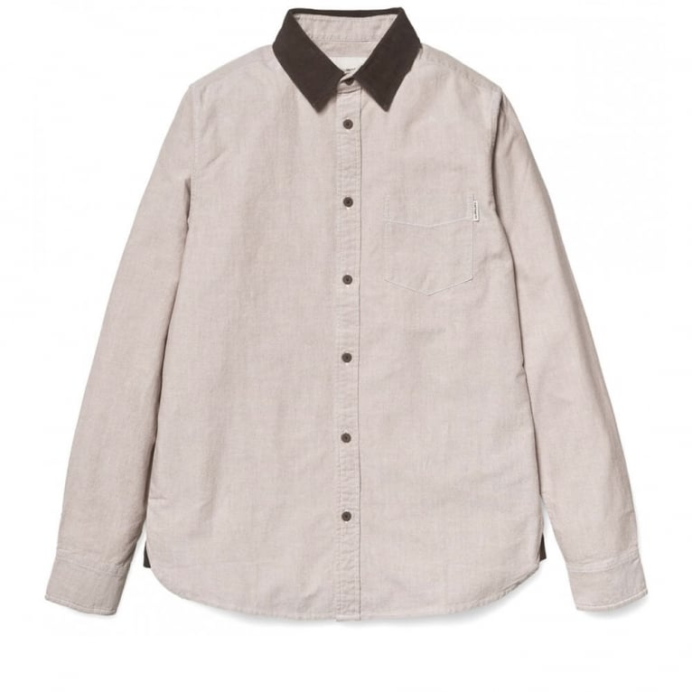Carhartt WIP Cauley Shirt - Brown