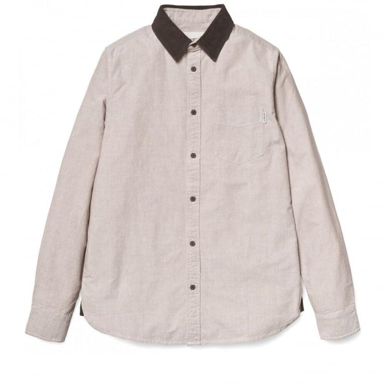 Carhartt WIP Cauley Shirt - Brown