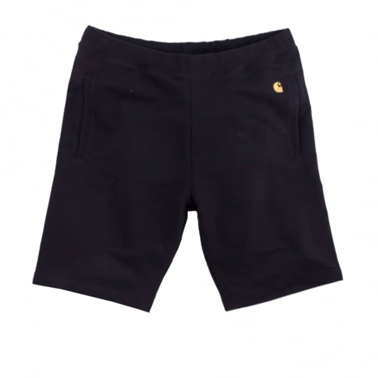 Carhartt WIP Chase Short Black