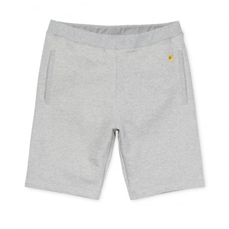 Carhartt WIP Chase Short Grey Heather