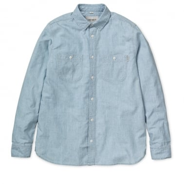 Clink Shirt - Blue Stone