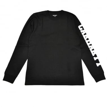 College Left Long Sleeve T-shirt