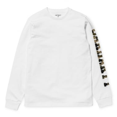 College Left Long Sleeve Tee