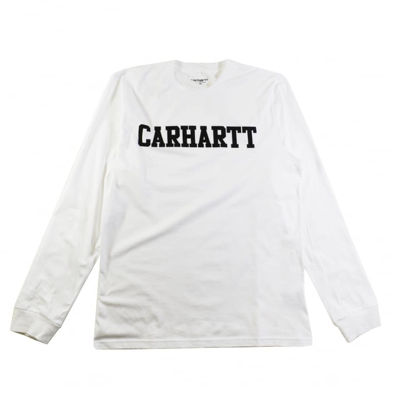 Carhartt WIP College LT Long Sleeve T-shirt