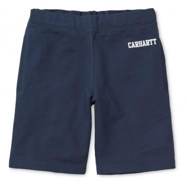 College Sweat Short