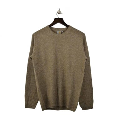 Convoy Sweater - Hamilton Brown