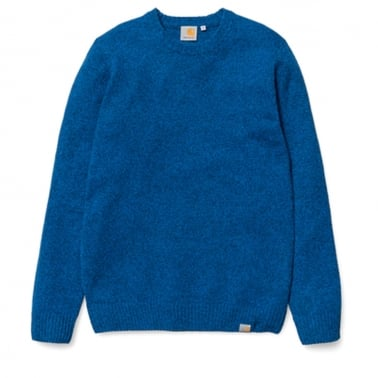 Convoy Sweater - Imperial Blue