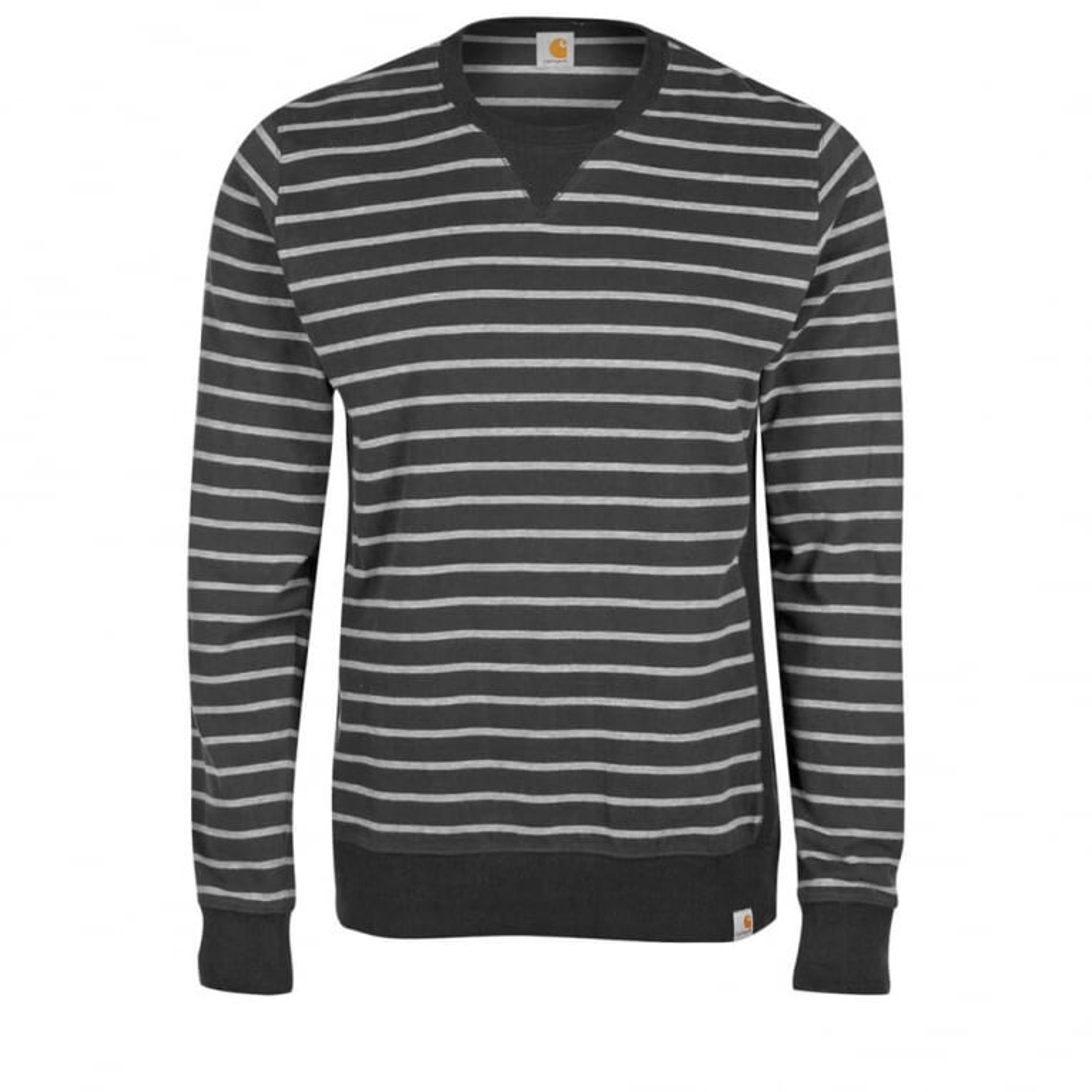 Carhartt WIP Counsel Crewneck Sweatshirt - Black/Grey