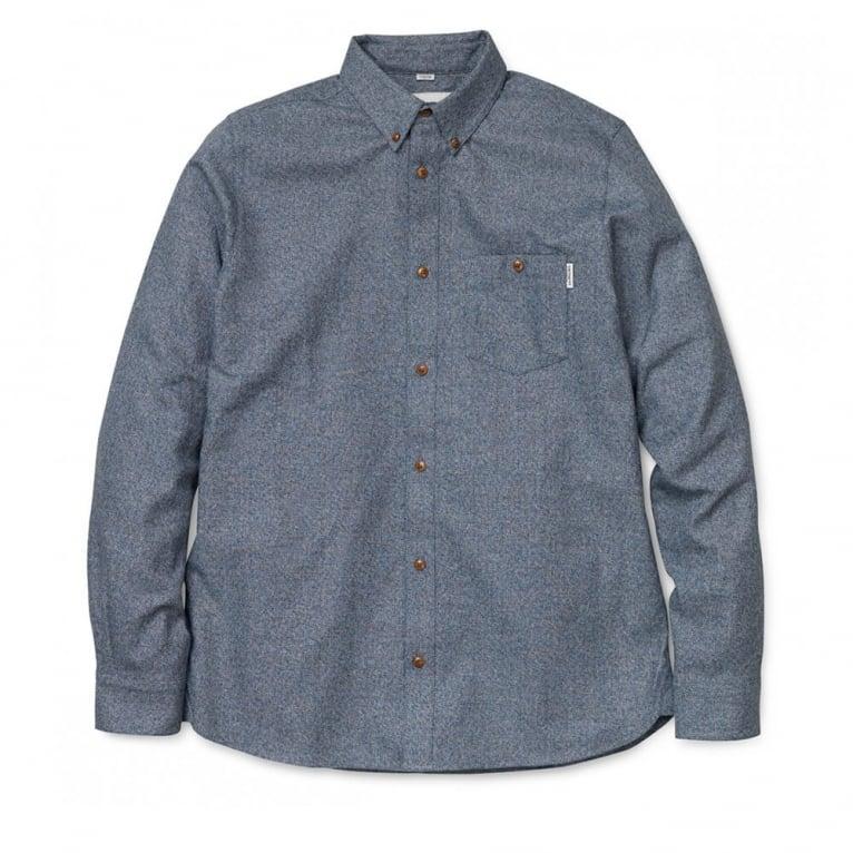 Carhartt WIP Cram Shirt - Navy