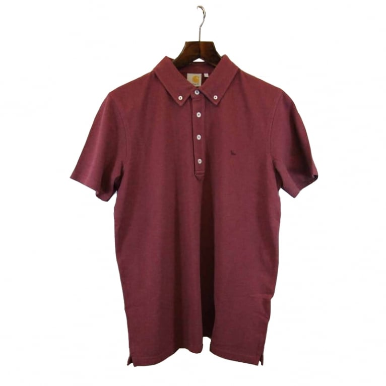 Carhartt WIP Cult Polo Varnish