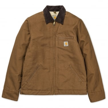 Detroit Lined Jacket - Hamilton