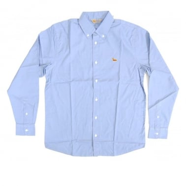 Duck Shirt - Blue Rinsed