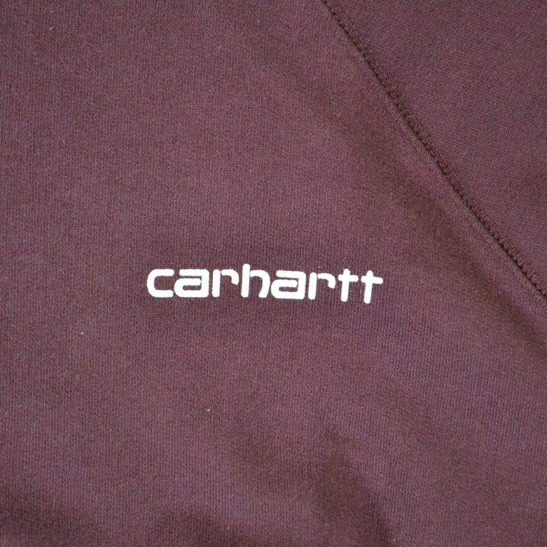 Carhartt WIP Exam Sweat - Eggplant