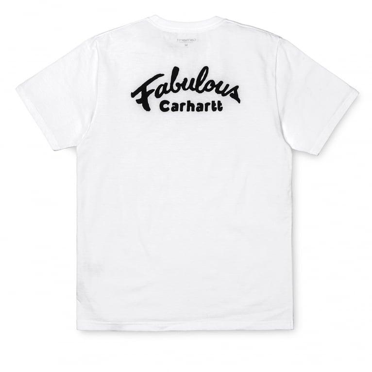 Carhartt WIP Fabulous T-Shirt - White