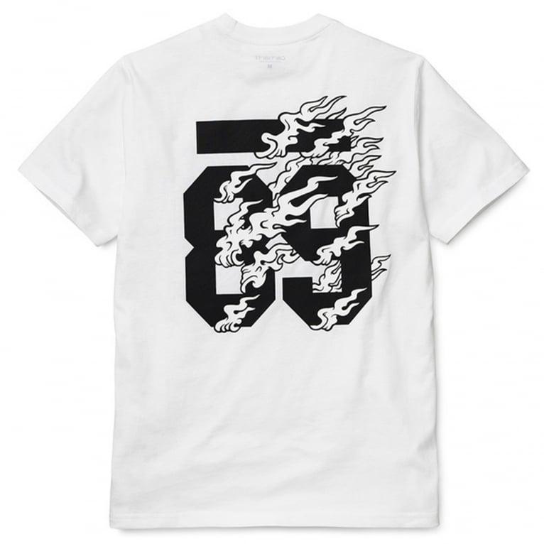 Carhartt WIP Flames 89 T-shirt