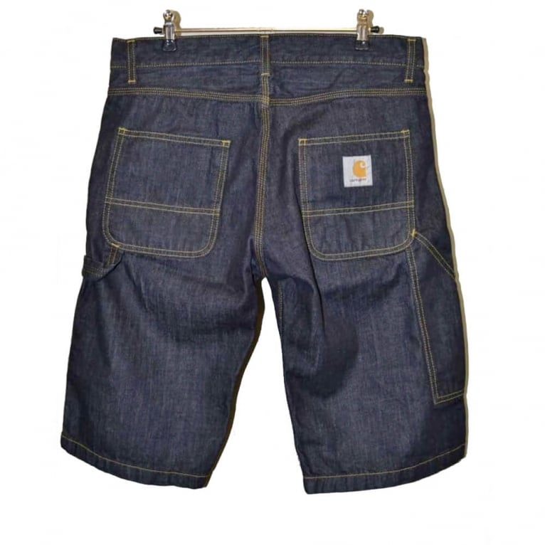 Carhartt WIP Fort Shorts - Blue