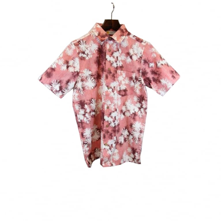 Carhartt WIP Hawaii Ss Shirt Red