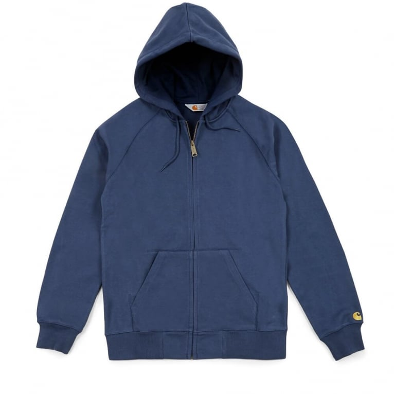 Carhartt WIP Hd Chase Jacket Blue Penny