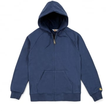 Hd Chase Jacket Blue Penny