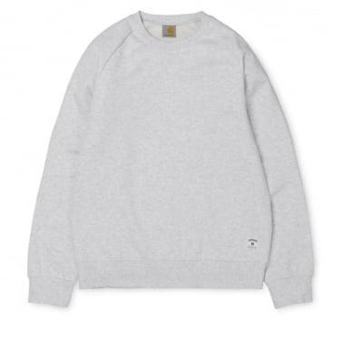 Holbrook Crewneck Sweatshirt - Grey