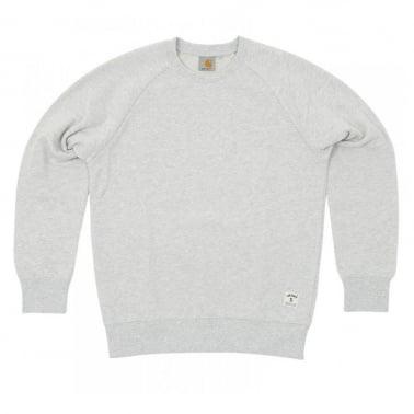 Holbrook Crewneck Sweatshirt - Light Grey