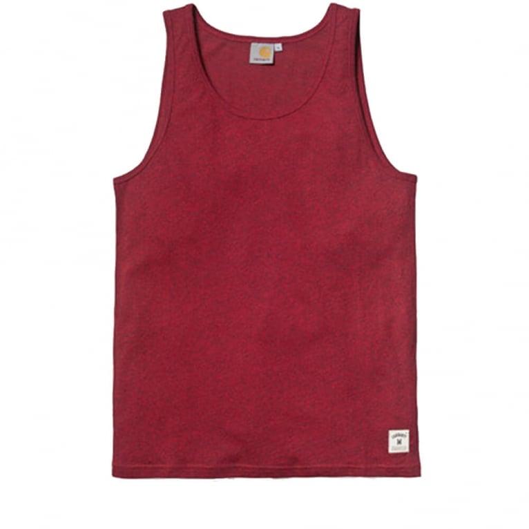 Carhartt WIP Holebrook A-Vest - Red/Black