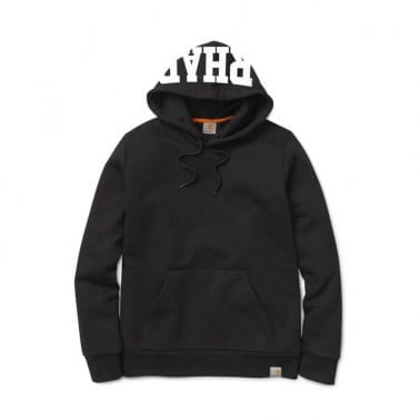 Hooded Bridge Sweatshirt