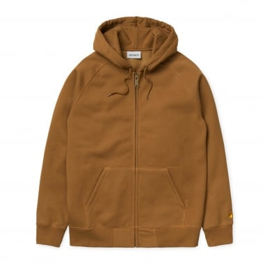 Hooded Chase Jacket - Hamilton Brown