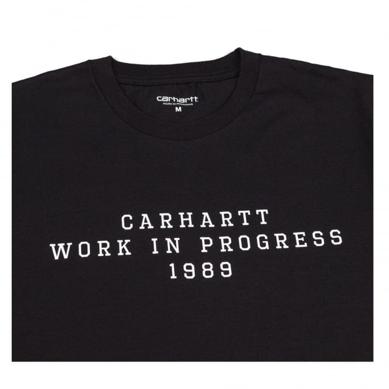 Carhartt WIP Imprint T-shirt - Black
