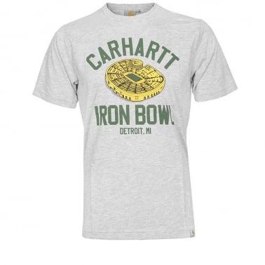 Iron Bowl T-shirt - Grey