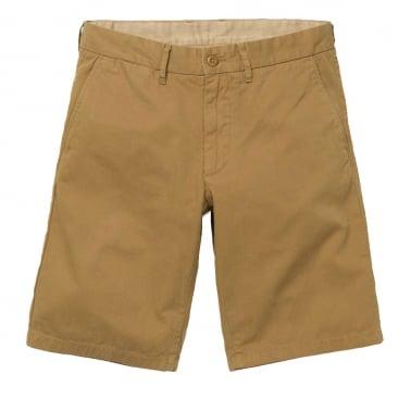 Johnson Short - Brown