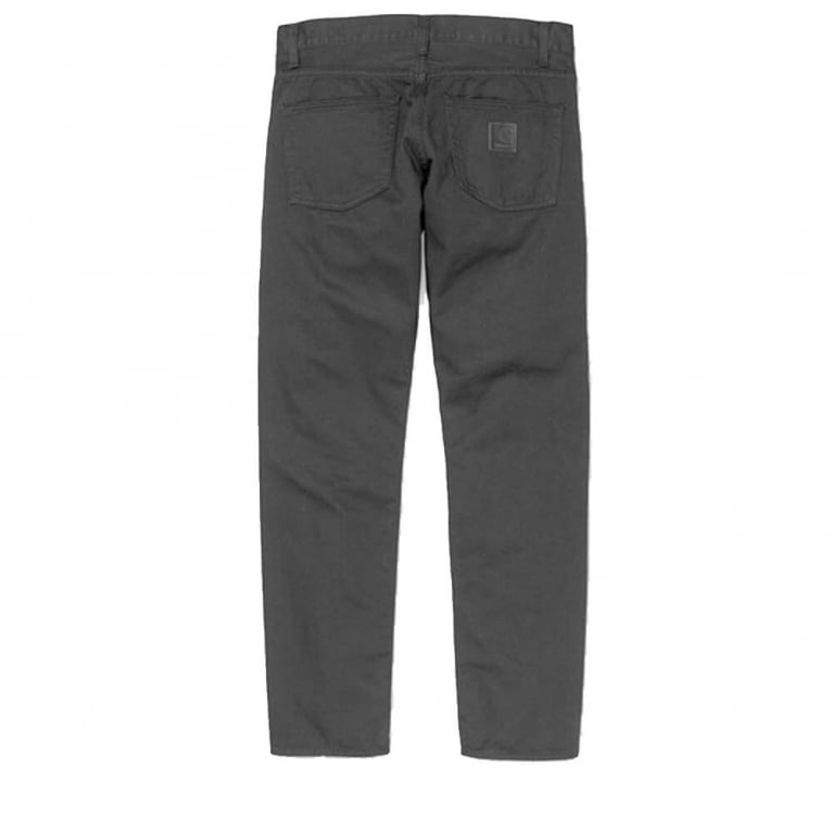 Carhartt WIP Klondike Dillon Jeans - Black Rinsed