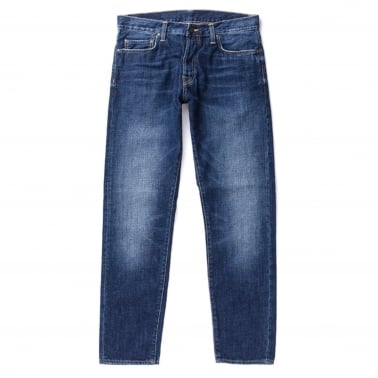 Klondike ll Pant - Blue Natural