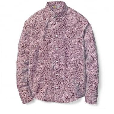 Langley Shirt - Cordovan