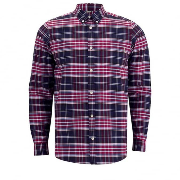 Carhartt WIP Levitt Shirt - Cornel/Check