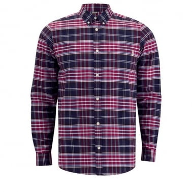 Levitt Shirt - Cornel/Check