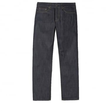 Leyton Pant Selvedge - Blue Rigid